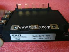 FUJI IGBT Module 7MBI50N-120 with High Performance