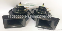 klaxon type universal vehicles snail horn car speaker