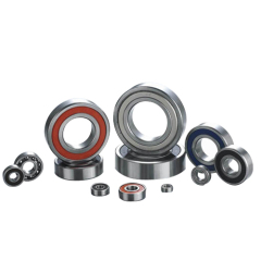 629-ZZ Metric deep groove ball bearings
