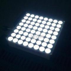 Ultra Bright White 4.8mm 8 x 8 Dot-matrix LED Display