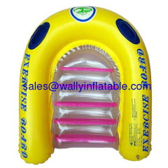 inflatable surf float, inflatable float surfer, inflatable surf rider, inflatable surfboard