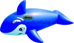 inflatable whale, inflatable whale float, inflatable whale rider on, inflatable pool rider on