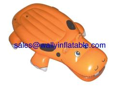 inflatable hippo, inflatable river horse, inflatable hippo rider, inflatable river horse riderf