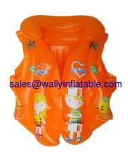 swim vest China, inflatable swim vest China, inflatable swim vest manufacturer china, inflatable toy China