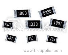 Low Ohm LR Series Resistor
