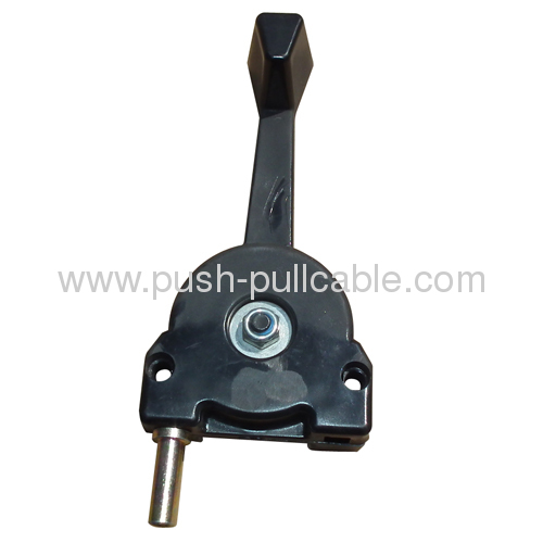Hand Push Pull Control Cable : Sliding loader hand throttle from china manufacturer