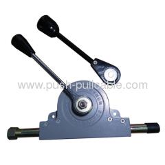 hydraulic dump valves