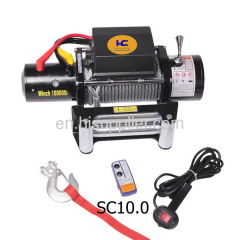 electric winch 10000lb(12v or 24v)