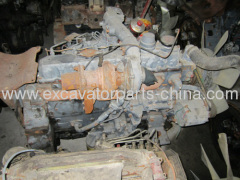 excavator hitachi ex220 hino h06ct used engine assy