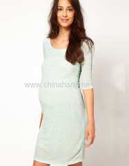 2012 new design healthy Maternity Dresses