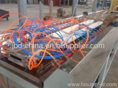 PE/PP WPC profile production line