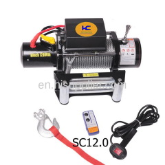 truck electric winches 12V