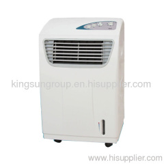 Manual control air cooler