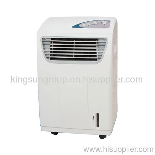 Manual control air cooler