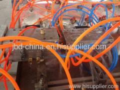 wood-plastic extrusion machine
