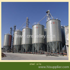 Hopper-bottom Steel Silo