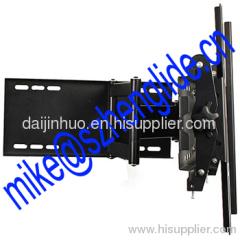 spcc tilting tv wall mount bracket