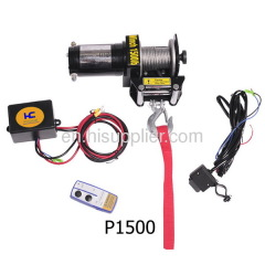 ATV electric winch DC12V