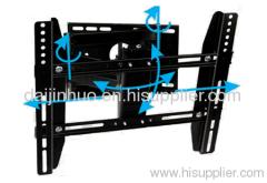 swivel spcc tv bracket for led lcd flat panel