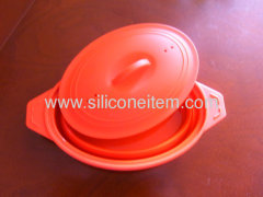 Foldable Silicone Steamer