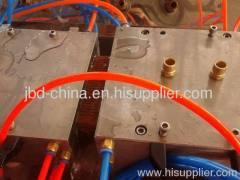 PVC WPC indoor floor extrusion line