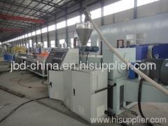PVC WPC indoor floor production line