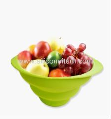 Fruit Silicone Bowl