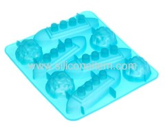 Silicone Ice Trays/Silicone ice cube trays