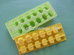 Pumpkin Silicone Ice Cube Trays