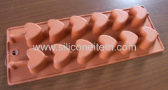 Heart Silicone Ice Trays
