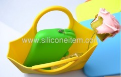 Silicone Handle Bags