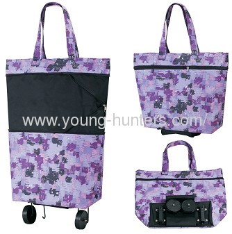 Promotional Simple Shopping Cart Bag