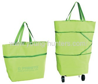 Rolling Trolley Bag