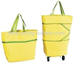 Rolling Trolley Bag on wheels