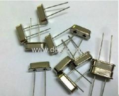 Transistor Oscillators Full Size Quartz Crystal Oscillator HC-49SS 3.2 ~ 90 MHz