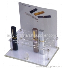 acrylic cosmetic stands display