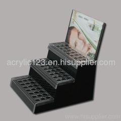 acrylic cosmetic countertop display
