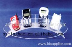 Acrylic mobile phone holder