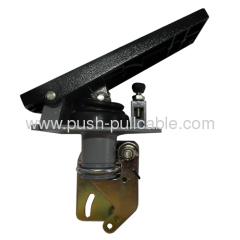 machine foot pedals