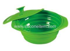 Novelty Silicone Bowl