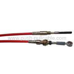 push-pull cable control systems