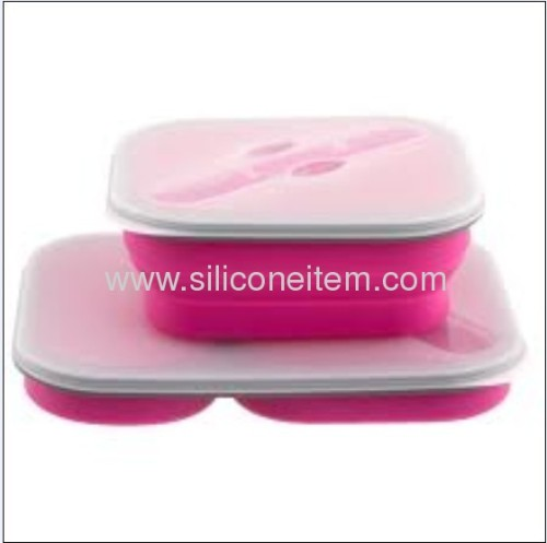 Storage Silicone Lunch Box