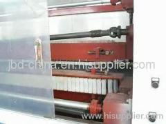 PE plastic pipe making machine