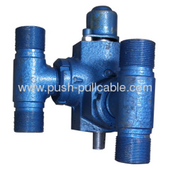 two-position three way valves