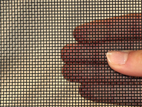 Molybdenum Wire Mesh Screen from China manufacturer - Heanjia ...