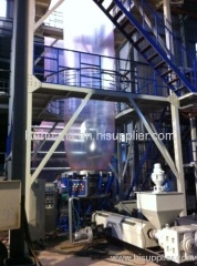China film blowing machine film blown machine
