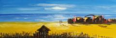 Handmade Landscape Oil Painting