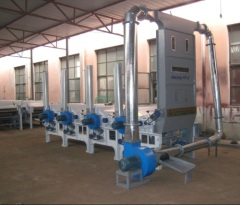 Cotton Droppings Recycilng Machine