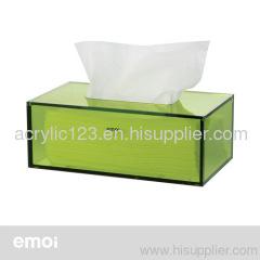 acrylic cheap napkin holders