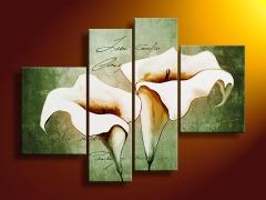 Latest Decorative Oil Painting Flower